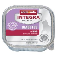 ANIMONDA INTEGRA DIABETES CAT 100gr