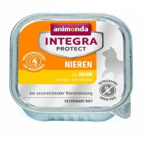 ANIMONDA INTEGRA NIEREN (RENAL) CAT ΧΟΙΡΙΝΟ 100gr