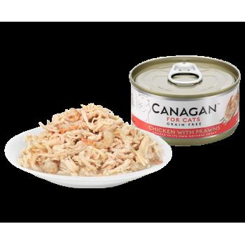 CANAGAN Grain free Τόνος γαρίδες