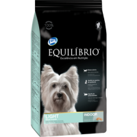 EQUILIBRIO LIGHT SMALL BREEDS 2kg