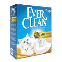 ΑΜΜΟΣ ΓΑΤΑΣ EVERCLEAN Less trail 10lt