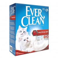 ΑΜΜΟΣ ΓΑΤΑΣ EVERCLEAN Multiple cat 10lt