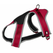 TRIXIE EXPERIENCE TOURING HARNESS RED