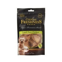 CELEBRATE FRESHNESS LAMB FOOT CHICKEN 100gr
