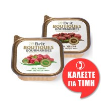 BRIT BOUTIQUES GOURMANDES ONE PROTEIN 150gr