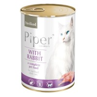 PIPER Sterilised Cat ΚΟΥΝΕΛΙ