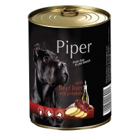 PIPER with BEEF LIVER 500gr
