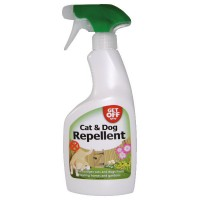GET OFF SPRAY REPELLENT 500ml