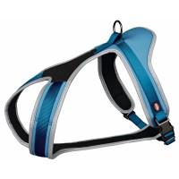TRIXIE EXPERIENCE TOURING HARNESS BLUE