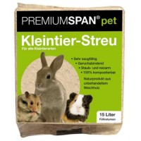 KLEINTIER-STREU SMALL ANIMAL BEDDING