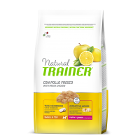 NATURAL TRAINER PUPPY JUNIOR MINI 2kg