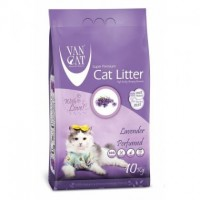 VAN CAT Lavender Long hair 10kg