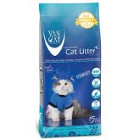 VAN CAT NATURAL WHITE 15kg