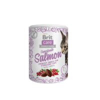 BRIT CARE SUPERFRUITS SALMON 100gr