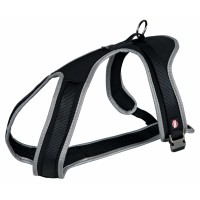 TRIXIE EXPERIENCE TOURING HARNESS BLACK