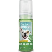 TROPICLEAN FREASH BREATH ORAL CARE FOAM 133ml