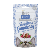 BRIT CARE TRUFFLES CRANBERRIES 50gr