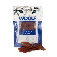 WOOLF SOFT DUCK FILLETS 100gr